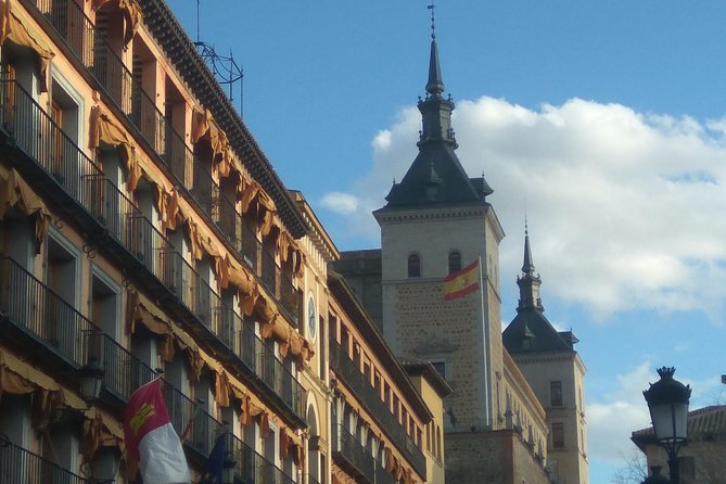 Guided Visit to the Alcazar of Toledo, Toledo, Spain
