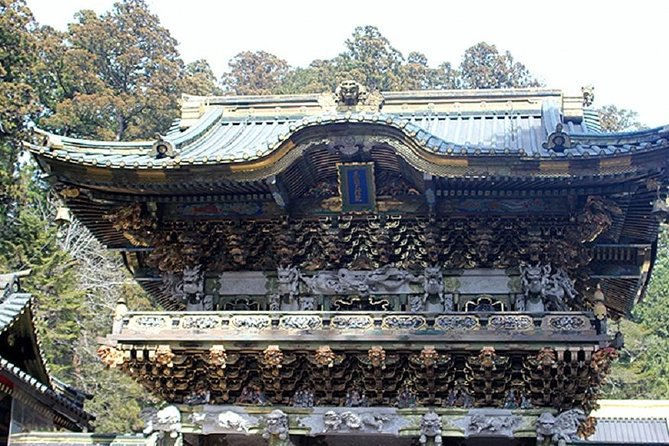Highlights of Nikko Day Trip by Public Transportation, Tokyo, JAPAN