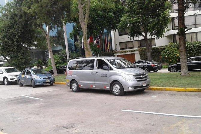 Private Transfer - Arrival Lima Airport to Hotel, Lima, PERU
