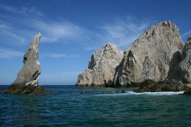 Excursión combinada a Los Cabos: Paseo en barco con fondo de cristal, y recorrido turístico por la ciudad y por las tiendas con almuerzo opcional, Los Cabos, MEXICO