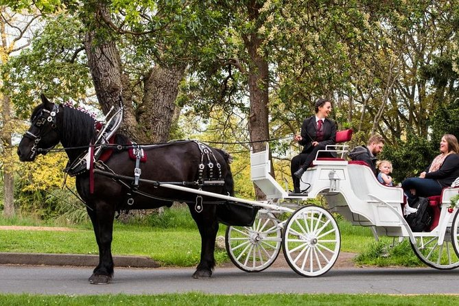 60-Minute Deluxe Horse-Drawn Carriage Tour, Victoria, CANADA