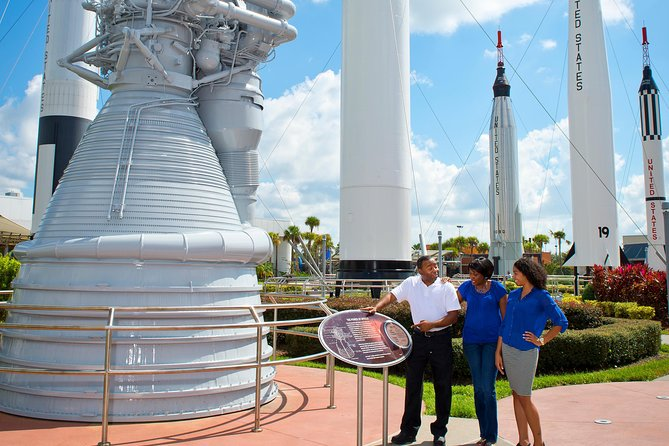 Kennedy Space Center Small Group VIP Experience, Orlando, FL, ESTADOS UNIDOS