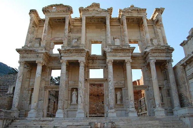 Private Guided Tour from Bodrum: Ephesus House of the Virgin Mary and Temple of Artemis, Bodrum, TURQUIA