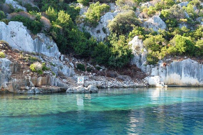 From Kas: Private Boat Trip to Kekova, Kas, TURQUIA