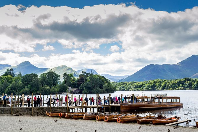 Enjoy two nights' stay in Bowness, Windermere or Ambleside, just a short walk from either village. This comprehensive tour gives you the opportunity to discover the highlights of Lake District and admire the landscape on a scenic lake cruise. Perfect for travelers short on time, this full day tour visits ten lakes in the Lake District National Park, you will visit magnificent scenery of the Lakeland fells, valleys and lakes from the south to the north. Enjoy a visit to the 4,000 year old Castlerigg Stone Circle set high on the fells with panoramic views of the mountains. You travel over passes, through beautiful valleys, see waterfalls and traditional Lakeland villages. You have plenty of stops for admiring the views and taking photographs.