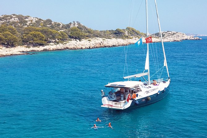 MÁS FOTOS, Sailing Day Tour with skipper and private chef in Kas Islands