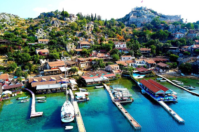 MÁS FOTOS, Private Kekova Sailing Day Tours from Kas Marina