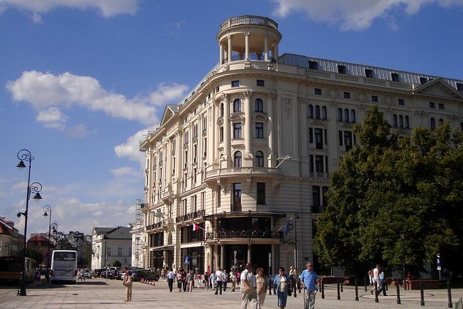 Warsaw city private tour, Warsaw, Poland