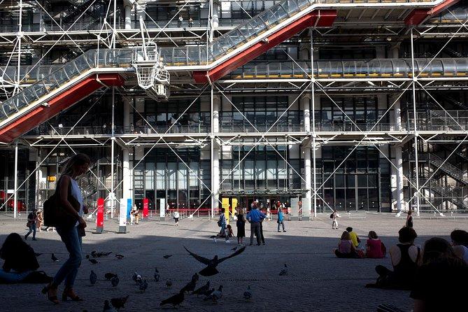 Explore the collection at the Pompidou, Paris, FRANCIA