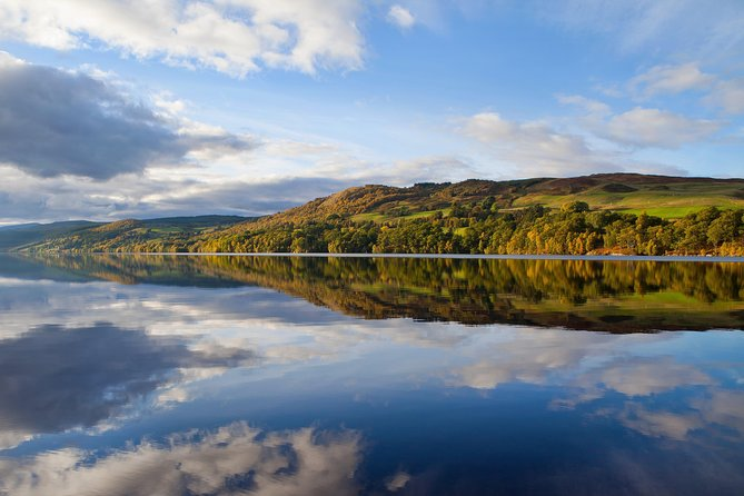 Take the high road to the Scottish Highlands and Loch Ness on a small group day trip from Glasgow. You'll travel through beautiful Glencoe, admire the spectacular Highlands and spend time at Scotland's famous Loch Ness an absolute must on any visit to Scotland!