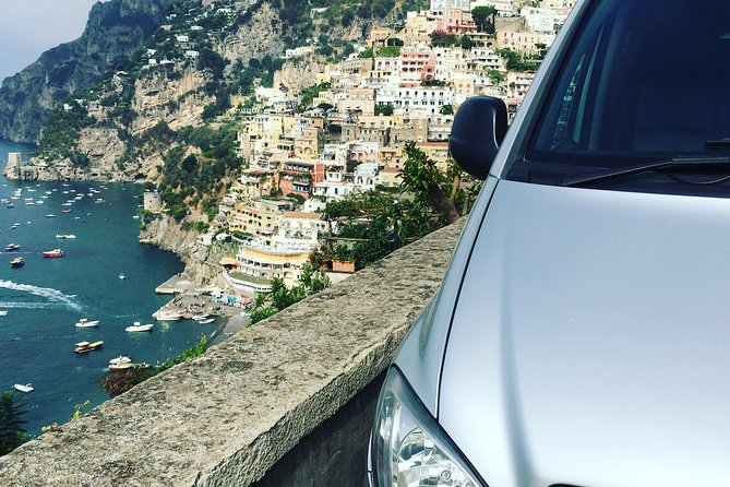 Private transfer from Naples to Positano with tour stop in Pompeii (2 hours), Nápoles, Itália