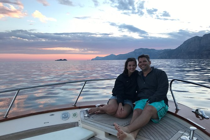sunset tour, Positano, ITALIA