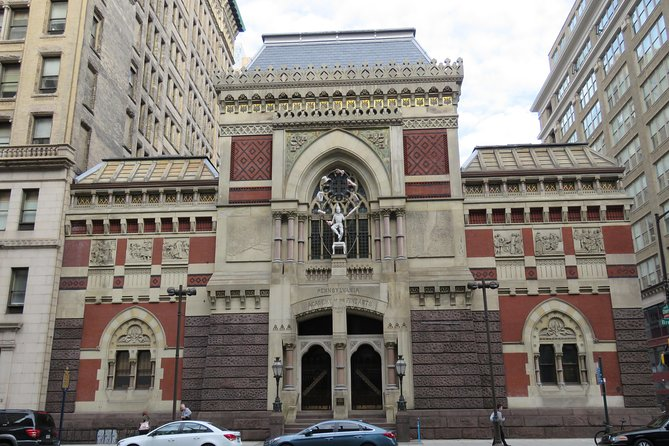 Exploring Philadelphia's Gilded Age to now Private Walking Tour, Filadelfia, PA, ESTADOS UNIDOS