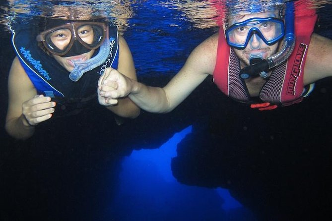 Snorkeling at the grotto with one of our seasoned guides will be one of the highlights to your trip to Saipan. We will provide all the equipment and instruction you need and our photographers will take professional photos of you and your group that will be a great memory.