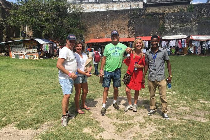 Historical Stone Town Walk by Ally Jape, ,