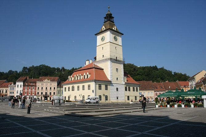 Visit the CROWN City - Brasov City Walking Tour, Brasov, ROMANIA