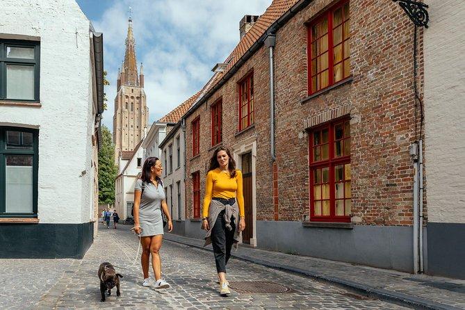 MÁS FOTOS, Private City Kickstart Tour: Bruges