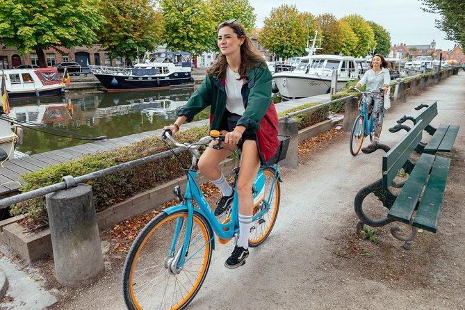 Private Medieval Bruges Bike Tour, Brujas, BELGICA
