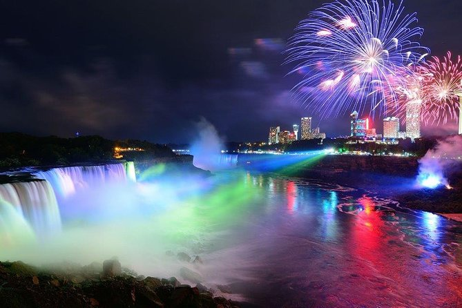 Niagara Falls Day Tour With Lights and Fireworks over the Falls, Toronto, CANADA
