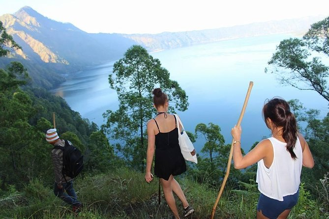 We offer you the chance to climb to the top of Mount Batur Volcano, about 1,5 hours from the bottom to summit of Mount Batur/sunrise point. While having breakfast we can see the amazing sunrise from the top of Mount . Our guides can share their special knowledge and love of this region of Bali.