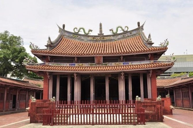 Private day tour: Learn cultural and History in Tainan, Kaohsiung, TAIWAN