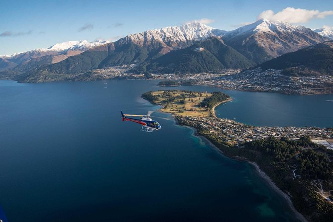 Remarkables Mountain Range Helicopter Flight from Queenstown, Queenstown, NUEVA ZELANDIA