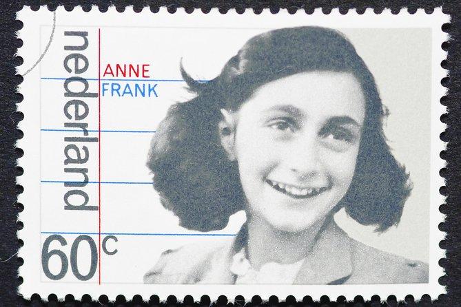 Visita a pie del Barrio judío de Ana Frank en Ámsterdam, Amsterdam, HOLANDA