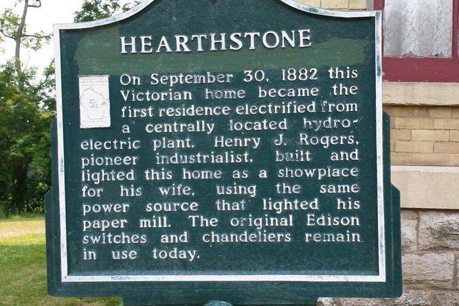 Hearthstone Historic House Museum Admission Ticket, Green Bay, WI, ESTADOS UNIDOS