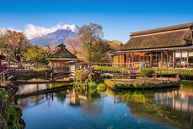 Full Day Mt Fuji Lake Kawaguchiko Tour and shopping at Gotemba Premium Outlet, Tokyo, JAPON