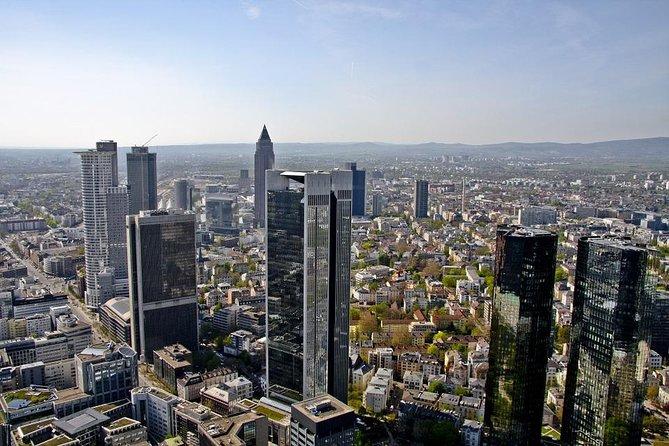 Frankfurt Like a Local: Customized Private Tour, Frankfurt, GERMANY
