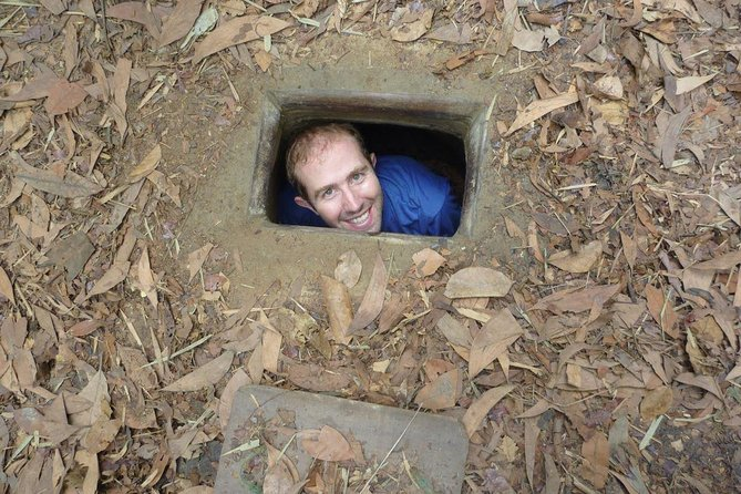 Cu Chi Tunnels Small Group Tour Morning or Afternoon, Ho Chi Minh, VIETNAM