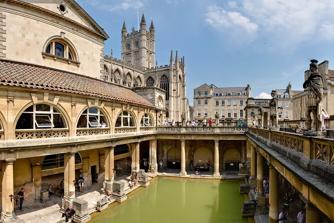 Bath full day trip from Bournemouth, ,