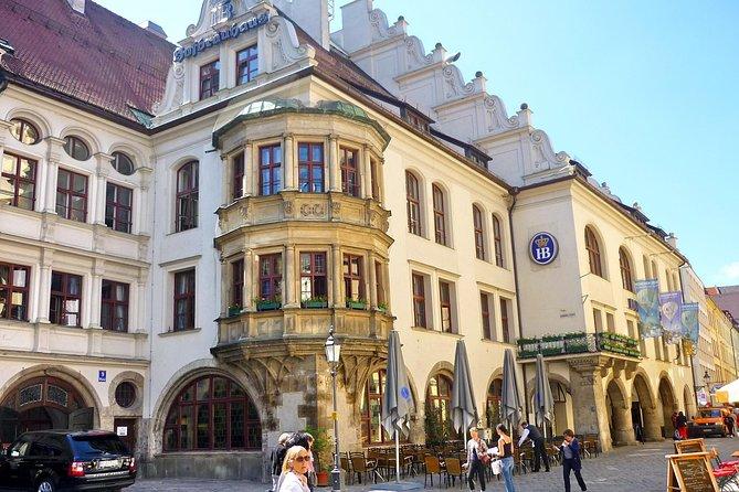 Segway Tour Munich Old Town 3 hours, Munich, GERMANY