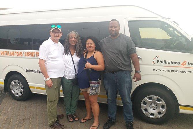 Visita guiada de un día por Soweto y Johannesburgo, Johannesburgo, SUDAFRICA