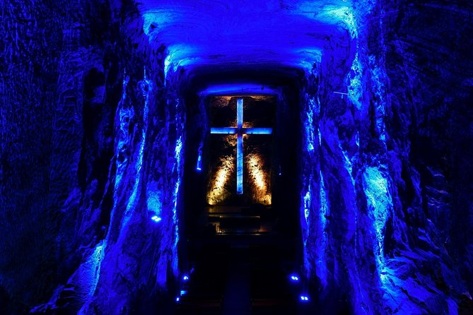 Zipaquira Salt Cathedral Admission Ticket, Bogota, COLOMBIA