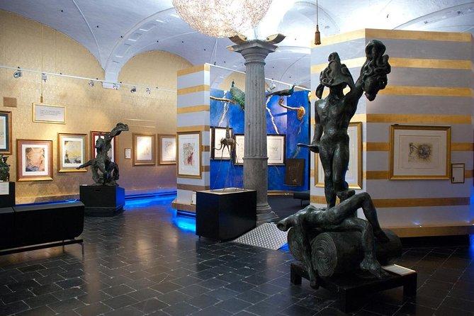 Entrance Ticket to Salvador Dalí Exhibition in Bruges, Brujas, BELGICA