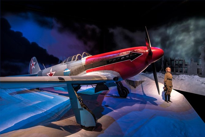 Skip the Line:WWI & WWII Combo Exhibitions at the Omaka Aviation Heritage Centre, Blenheim, NUEVA ZELANDIA