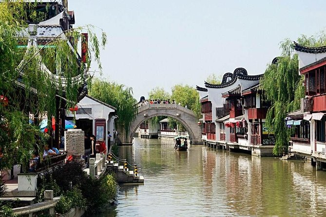 MÁS FOTOS, Half Day Private Tour to Zhaojialou Ancient Town with Lunch and Boat Ride