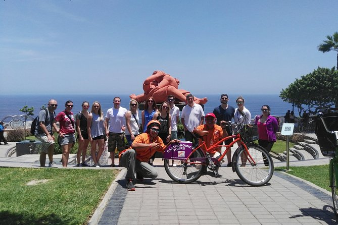 Gastronomic Tours of Lima by Bike, Lima, PERU
