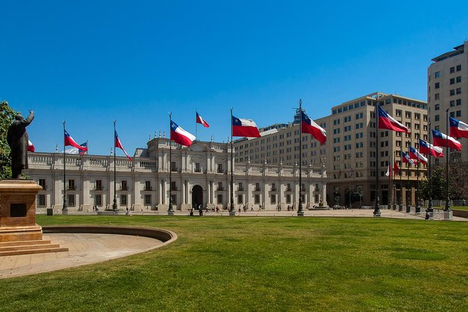 Enjoy this 4-hour tour of Chile's capital. Santiago is a dynamic, modern city where colonial mansions sit among soaring skyscrapers, where folk art becomes fashion and Latin and European cultures intertwine. The city is reinventing itself with arts, nightlife, and restaurant scenes that have never been better, making this thriving and sophisticated metropolis into the civic, cultural, and historical nucleus of the country.