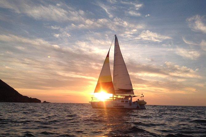 Crucero en catamarán privado al atardecer, Mazatlan, MEXICO