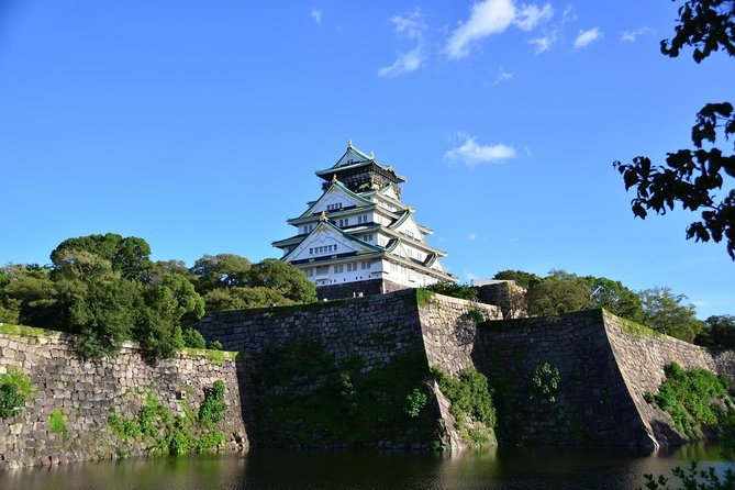 Looking for a full-day, private vehicle tour that covers top spots with a fun, knowledgeable, and truly fluent English speaker? You've found it. We show you Dotonbori, Osaka Castle, Shin-sekai, a view from high above, and more! Plus, get some local insight and interesting commentary at some of our other recommended stops. All of this at your pace, with your own personal driver/guide, and high quality vehicle service. Your guide is *guaranteed* to be a native English speaker or honest equivalent.