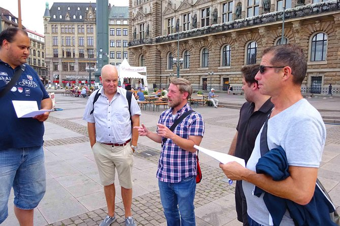 Private Sightbeering Tour through Hamburg, Hamburg, GERMANY