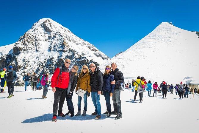 Jungfraujoch Top of Europe Private Photo Tour from Grindelwald, Grindelwald, SUIZA