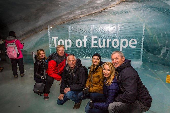 Jungfraujoch Top of Europe Private Photo Tour from Interlaken, Interlaken, SUIZA