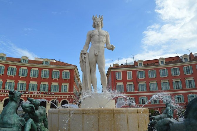 Private 8 hour Tour or Shore Excursion of the French Riviera from Nice, Saint-Tropez, FRANCIA