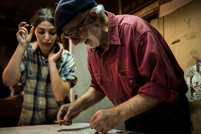Workshop of Sculpture, Stone-Carving, Clay, Gypsum - Private Tour in Vanadzor, Erevan, ARMENIA