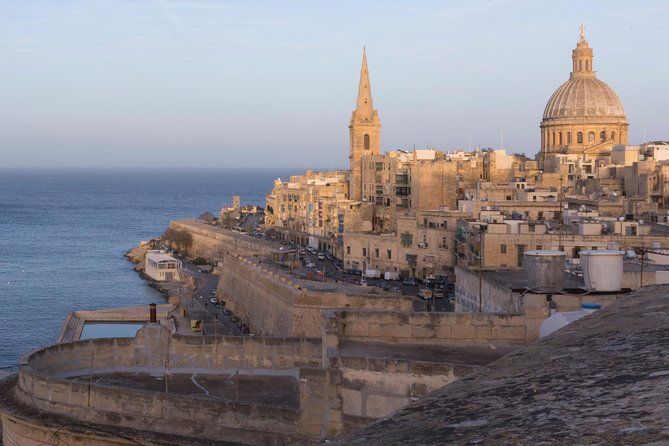"""Much of Malta's grandeur is owed to the Knights of St. John of Jerusalem now universally known as the Knights of Malta, who made Malta their home for close to three centuries. Valletta, Malta's capital was founded by the Frenchman Jean de Vallette after the epic siege of 1565. In the words of Sir Walter Scott Valletta is """"a splendid town quite like a dream"""" rising perpendicular from the water's edge. It dominates the island's historic Grand Harbour - the finest natural port in Europe. The grid planned city is representative of the island as a whole. It is rich in history, architecture, art and culture. Your private tour guide will ensure that you won't miss out on anything worth seeing in Valletta."""
