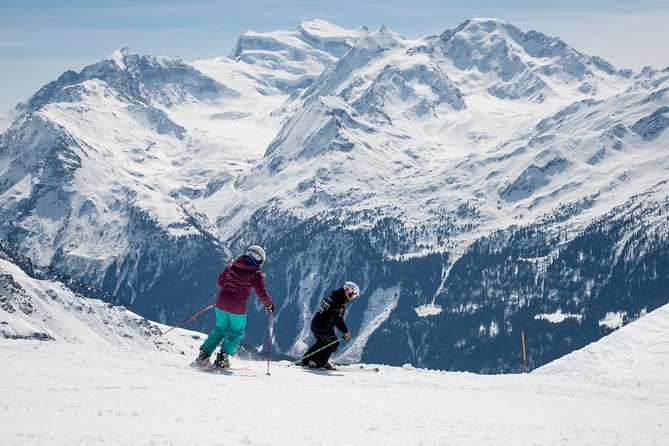 2 hour Private Ski or Snowboard Morning Promo Lesson, Ginebra, SUIZA