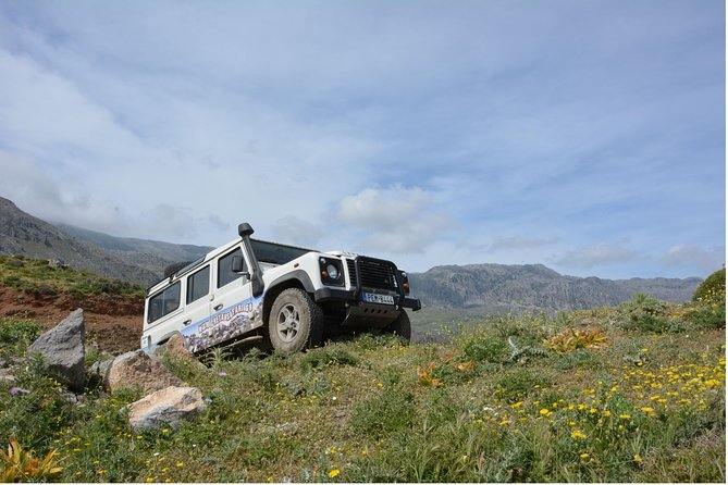 Crete Land Rover Safari with Lunch and Drinks, La Canea, GRECIA